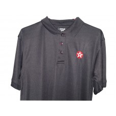 Gas Station Texaco Logo Shirt Black Size XL