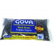 Goya Black Beans bag