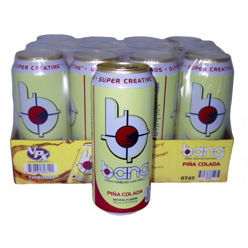 Bang Energy Drink Pina Colada