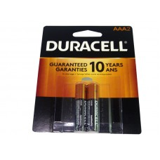Duracell Battery AAA 2 Coppertop USA