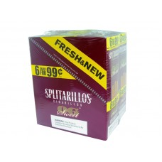 Splitarillos Cigarillos OG Sweet 6/.99