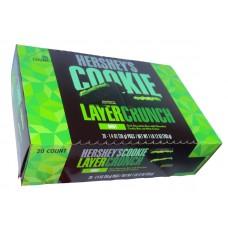 Hershey's Cookies Layer Crunch Mint