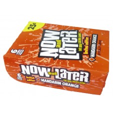 Now & Later Chewy Mandarin Orange $0.25