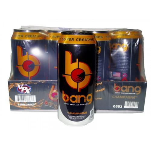 Bang Energy Drink Champagne