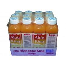 Aloe Vera King Yogos Mango OKF -  12 Bottles
