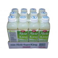 Aloe Vera King Yogos Coconut OKF -  12 Bottles