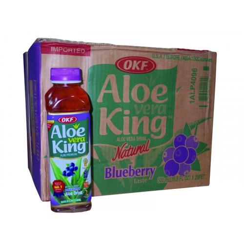 Aloe Vera King Blueberry OKF