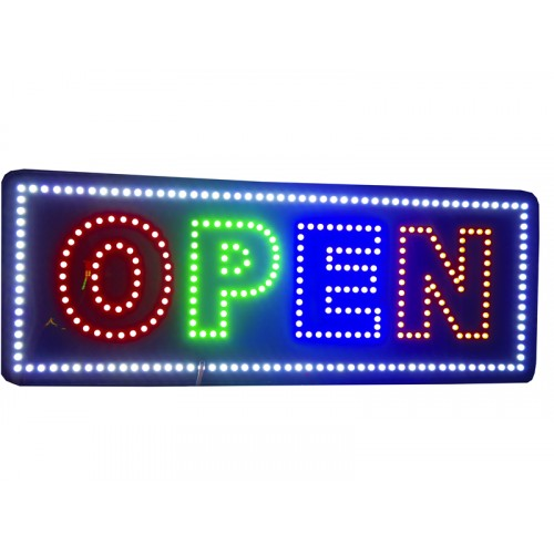 Led Open Sign (TGG-777)