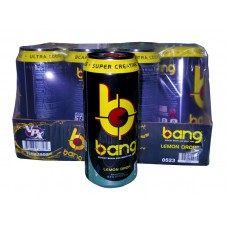 BANG Energy Drink Lemon Drop