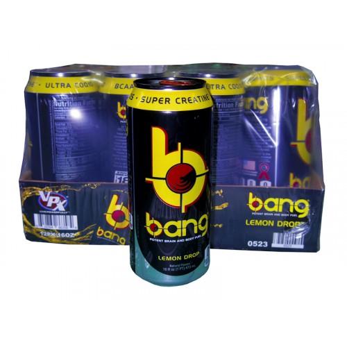 Bang Energy Drink Lemon Drop