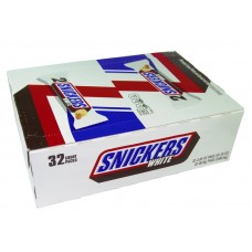 Snickers White Chocolate Bars Share Size