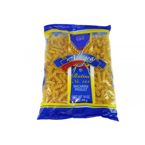 Allegra Rotini Macaroni 16-OZ