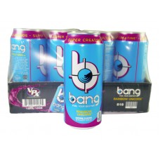 BANG Energy Drink Rainbow Unicorn