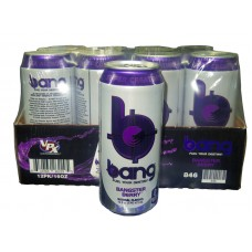 Bang Energy Drink Bangster Berry