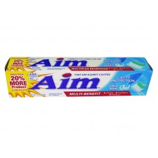 Aim Toothpaste Ultra Mint Cavity Protection Gel