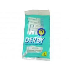 Derby Shaver Razor 5 CT