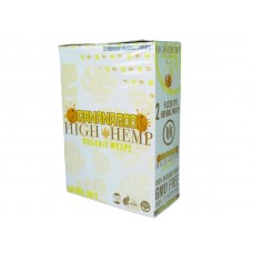 High Hemp Organic Banana Goo Wraps