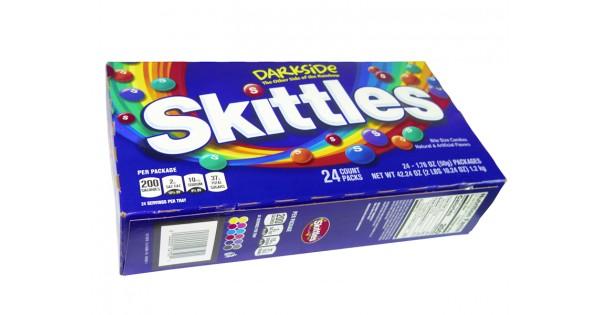 Skittles Darkside Bite Size