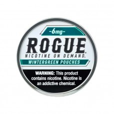 Rogue Wintergreen 6mg Nicotine Pouches