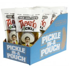 VAN HOLTENS Jumbo PICKLE TAPATIO 12/1pk