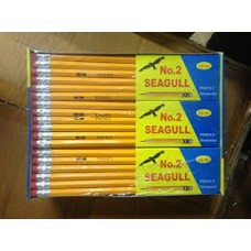 Pencils Sharpened  #2 Seagull