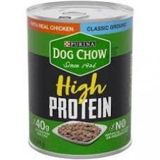 Purina Dog Chow High Protein With Real Chicken