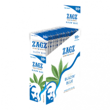ZAGZ Hemp Wrap Blazin Blue 99 cfor 2