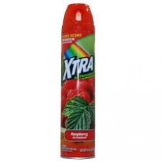 XTra Air Freshener And Odor Eliminator Raspberry