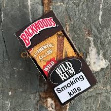BackWood Wild Rum Limited Edition