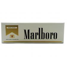 Marlboro Gold King Soft Pack