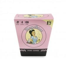 BLAZY SUSAN PINK CONES 1 1/4