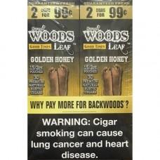 Good Time Sweet Woods Leaf Golden Honey 2/0.99c