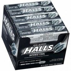 Halls Intense Cool Extra Strong